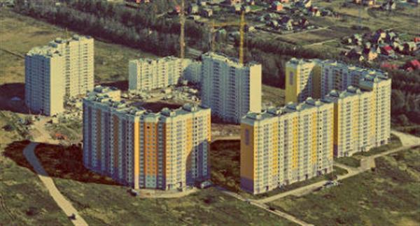 Новостройки Санкт-Петербурга, которые сдаются в 2015 году. Юг города