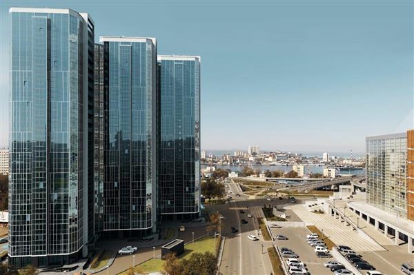 Новый уровень жилья во Владивостоке.