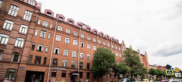 В Red Cadet арендовали четвертый этаж