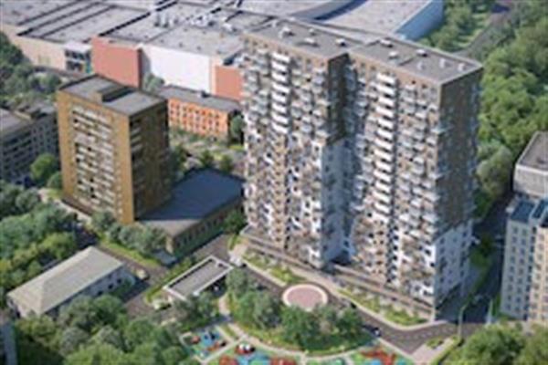 Продолжается активное строительство ключевых столичных объектов АО «Желдорипотека»