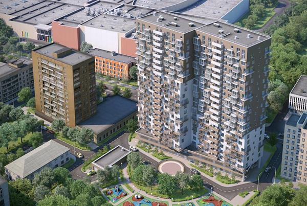 Все квартиры в доме на Душинской от АО «Желдорипотека» - по специальной цене