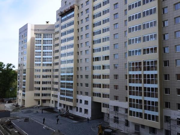 Новосибирск: Введен в эксплуатацию ЖК «На Ивачева»