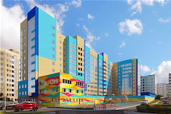 Открылся офис продаж на стройплощадке ЖК «Облака» в Нижнем Новгороде
