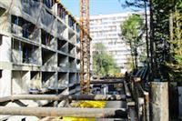 Новое видео и фоторепортаж со стройплощадки ЖК «Атмосфера» в Москве