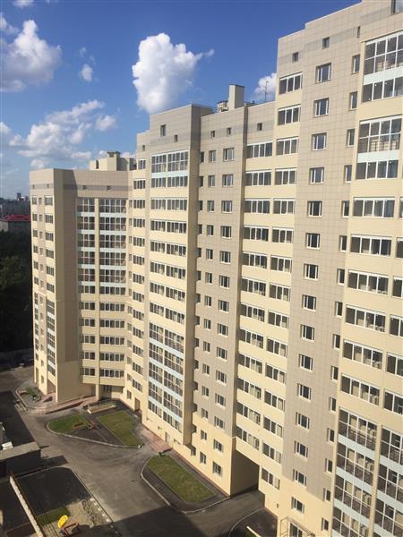 Новосибирск: ЖК «На Ивачева» поставлен на кадастровый учет
