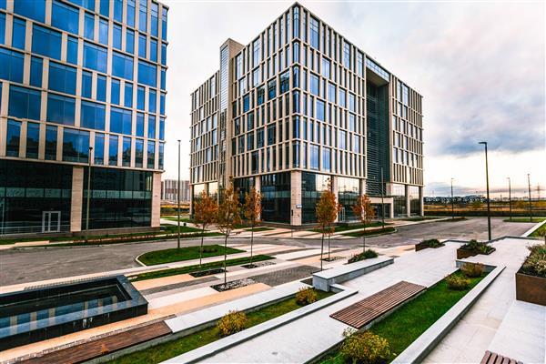 Объем офисных площадей в Новой Москве превысил полмиллиона кв. м
