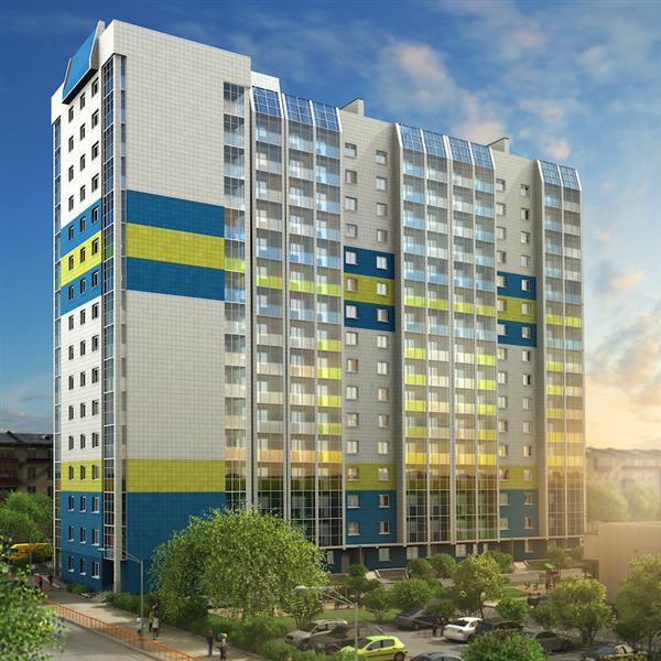Беспроцентная рассрочка на последний ограниченный пул квартир в новом жилом доме в центре Барнаула