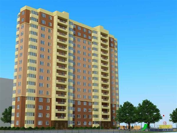 Снижение ставки по ипотеке от «Россельхозбанка» на квартиры в доме на Лабужского в Оренбурге