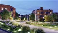 В городе-курорте «Май» завершены монолитные работы еще в трех домах