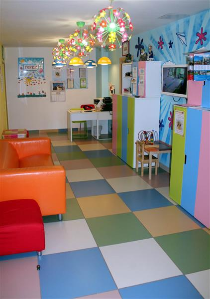 В городе-курорте «Май» начнет работу центр семейного досуга