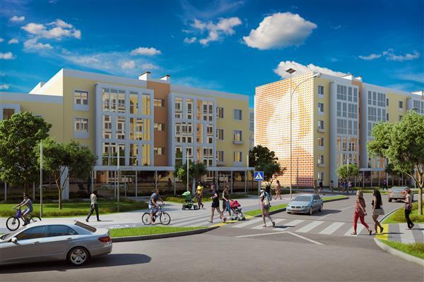Покупатели квартир в ЖК «Томилино» экономят до 30% стоимости ремонта