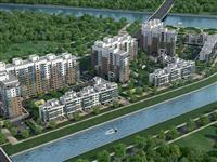 Компания «Балтийская жемчужина» завершит строительство ЖК «Жемчужный берег» в следующем году