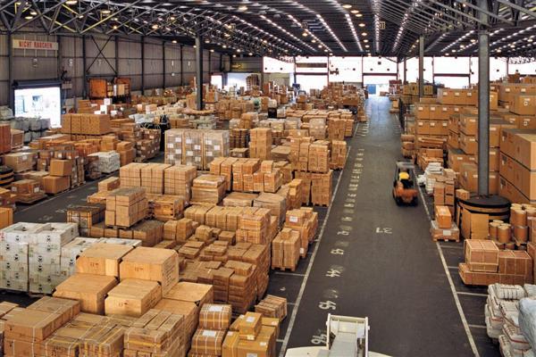 Производственные предприятия становятся лидерами спроса на складскую недвижимость