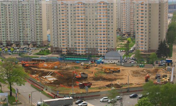 УК «Столица Менеджмент» приступила к строительству нового ТЦ