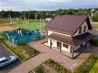 В посёлках компании «ФАКТ.» достроили места для отдыха