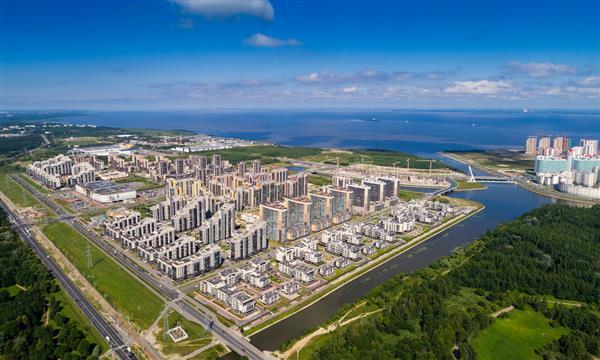 «Балтийская жемчужина» укрепит берега набережной Финского залива