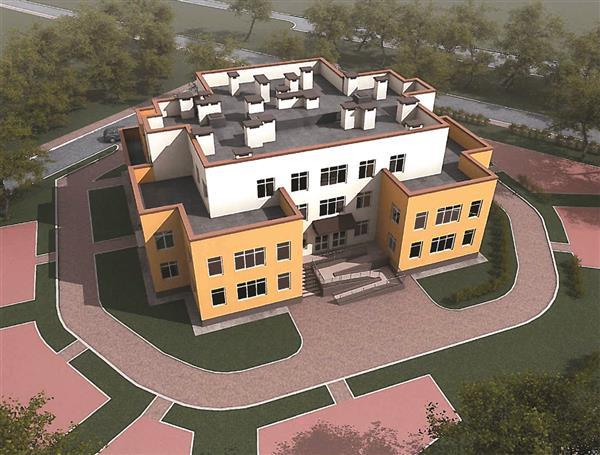 «Балтийская жемчужина» строит еще один детский сад