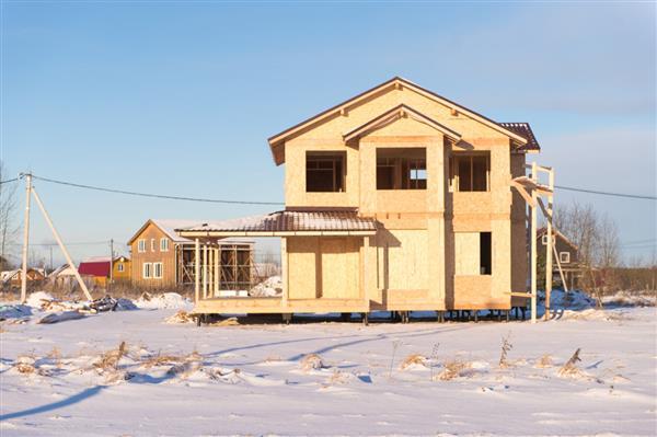 Осень: готовим загородную недвижимость к зимней спячке