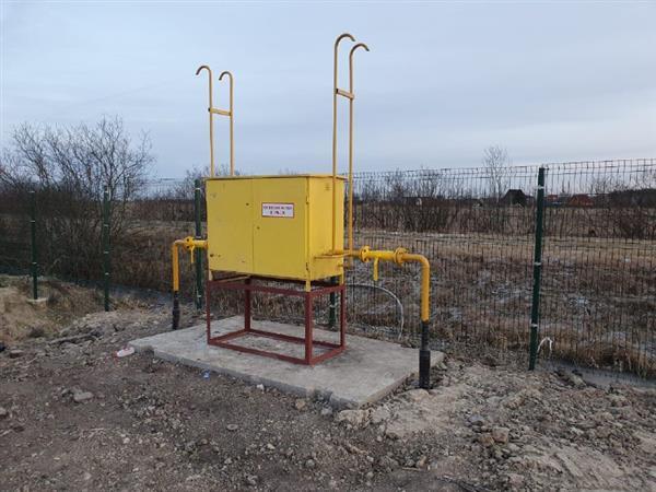 В коттеджном посёлке «Любимово» будет газ