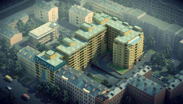 Какие жилые комплексы строят в Санкт-Петербурге прямо сейчас