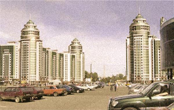 Гражданский проспект Санкт-Петербурга. Что там строят?