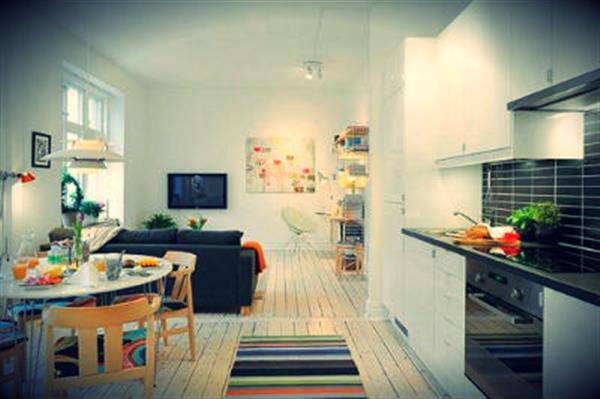 Обустраиваем маленькую квартиру